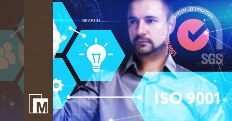 Copertina Articolo - Certificazione ISO 9001